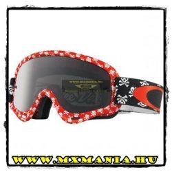 Oakley XS-O Frame MX TLD Skullbone Red cross szemüveg