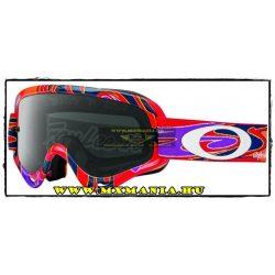 Oakley XS-O-Frame TLD Reflection cross szemüveg, Orange-Purple