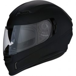 Z1R Jackal Solid bukósisak, Flat Black