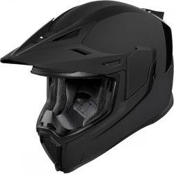 ICON   Airflite™   Moto   bukósisak, fekete