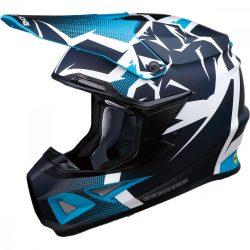 Moose Racing FL Agroid blue bukósisak