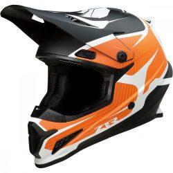 Z1R Rise Flame Orange bukósisak