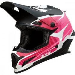 Z1R Rise Flame Pink bukósisak