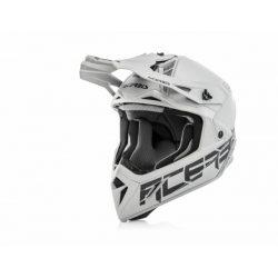 Acerbis helmet impact carbon 3.0 szürke bukósisak
