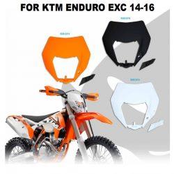 KTM EXC fejidom 3 féle színben, KTM ENDURO EXC 14-16
