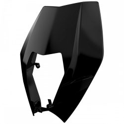 KTM EXC fejidom fekete színben, KTM ENDURO EXC 08-13