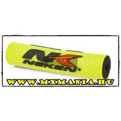 Neken 22mm kormányszivacs, fluo yellow