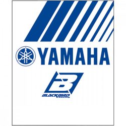 Blackbird Yamaha Factory Racing Replica markolat védő borítás