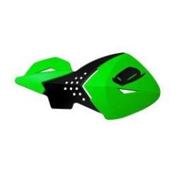 UFO Escalade kézvédő, zöld-fekete