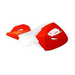 UFO Escalade kézvédő, fehér-piros