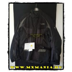 Modeka Blizzard Black motoros kabát