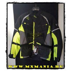 Modeka Tourex Black neon motoros kabát