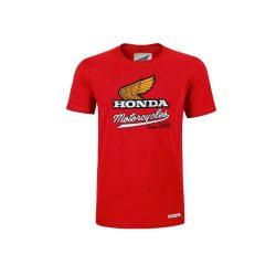 Honda Elsinore Red póló, XL méretben