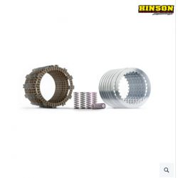 HINSON tengelykapcsoló lemezek és rugókészlet Kawasaki KX85