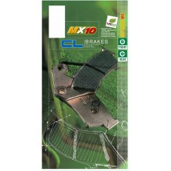 CL BRAKES Off-Road Sintered Metal Brake pads - 2300MX10