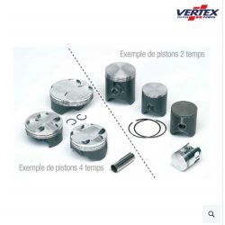 VERTEX kovácsolt dugattyú - 9249