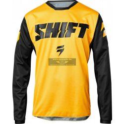 Shift Whit3 black-yellow crossmez sárga