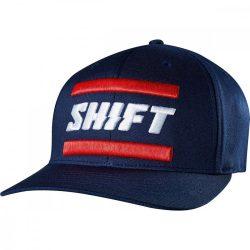 Shift Black Label flexfit sapka, kék