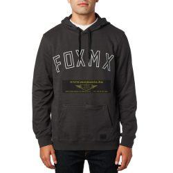 FOX Bourne kapucnis pulcsi M MÉRET