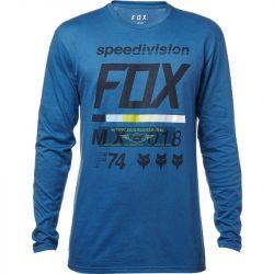 Fox Draftr Tech hosszúujjú póló,S méret