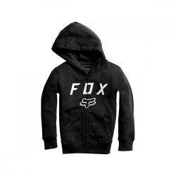 Fox Legacy Moth  hosszú ujjú pulóver, Gyerek, fekete