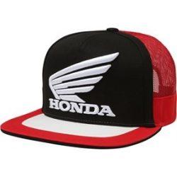 Fox Snapback Honda sapka, piros-fekete