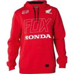 Fox Honda pulóver piros szinben L MÉRET