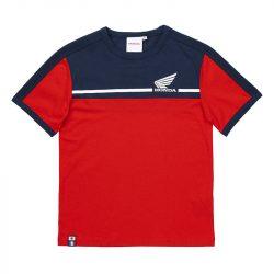 Honda Racing T-shirt ,piros-sötétkék  XL méret