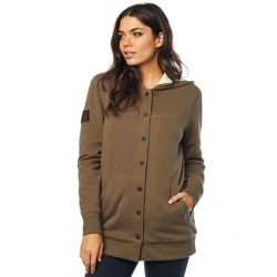 Fox Rage Sherpa pulóver khaki M méret
