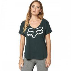 FOX Responded V-nyakú Emerald póló