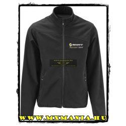 Scott SoftShell Factory Team kabát, Fekete