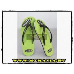 Kawasaki GYEREK flip-flop papucs GREEN