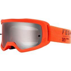 FOX MAIN II. FLUO ORANGE TÜKRÖS szemüveg