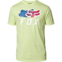 Fox Cosmic Fheadx SS póló, lime