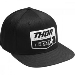 Thor Chevron Black snapback sapka