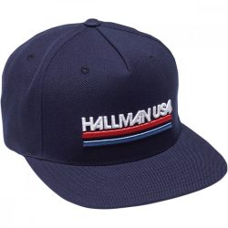 Thor Hallmann USA Navy snapback sapka