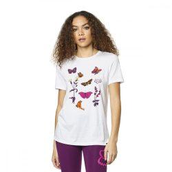 Fox Girl  Monarch  póló , fehér
