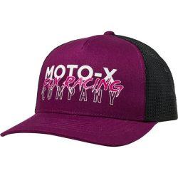 Fox Rampage purple trucker sapka