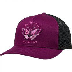 Fox Flutter Purple Trucker sapka