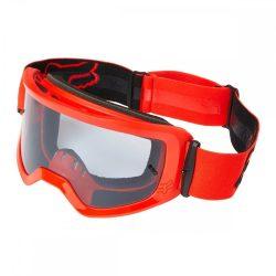 Fox main stray  cross szemüveg narancs