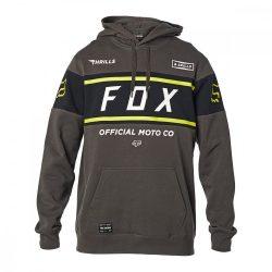 Fox Ffi pulóver OFFICIAL GRAFIT SZÜRKE