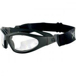 Bobster GXR szemüveg, víztiszta színű lencsével