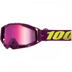 100% Racecraft Klepto szemüveg tükrös lencsével