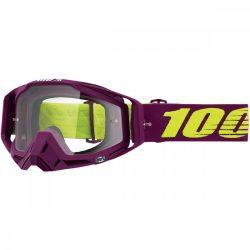 100% Racecraft Klepto szemüveg clear lencsével