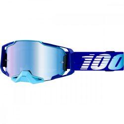 100% ARMEGA Navy cross szemüveg kék tükrös lencsével