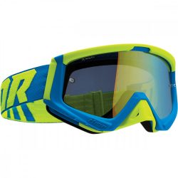 Thor Sniper Blue Fluo cross szemüveg