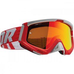 Thor Sniper Red Gray cross szemüveg