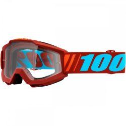 100% Accuri Dauphine szemüveg víztiszta lencsével