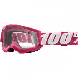 100% Strata 2 Fletcher gyerek szemüveg víztiszta lencsével