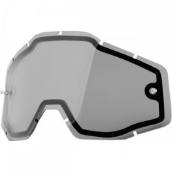 100% Accuri/Racecraft/Strata Dual smoke szemüveg lencse